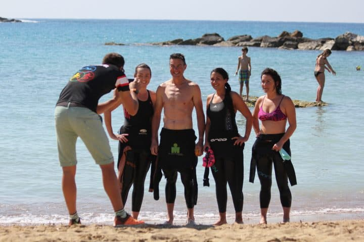 Triathlon sports holidays cyprus 10