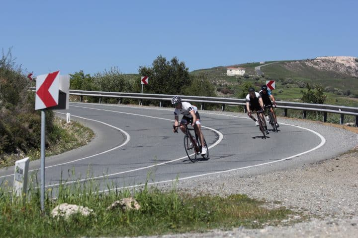 Cycling sports holidays cyprus 3