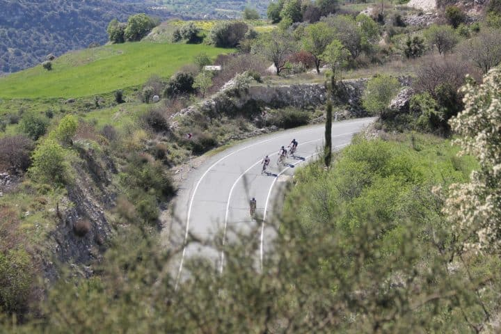 Cycling sports holidays cyprus 4