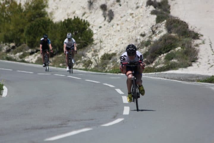 Cycling sports holidays cyprus 7