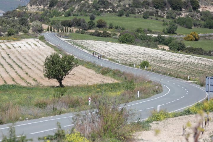 Cycling sports holidays cyprus 8
