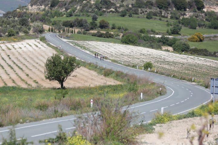 Cycling sports holidays cyprus 8