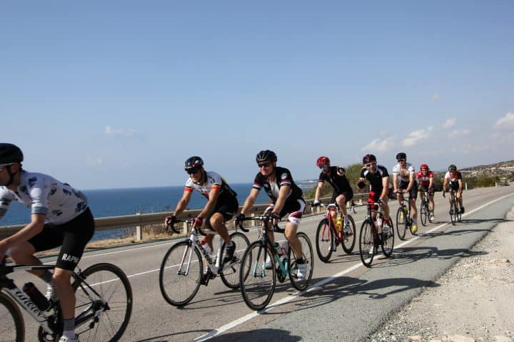 Cycling sports holidays cyprus 9