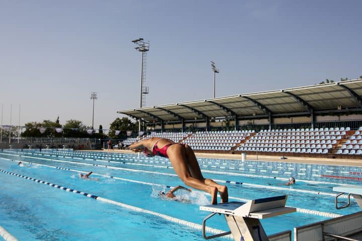 Triathlon sports holidays cyprus 30