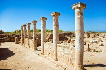 Unesco Heritage Site Bushcraft Cyprus