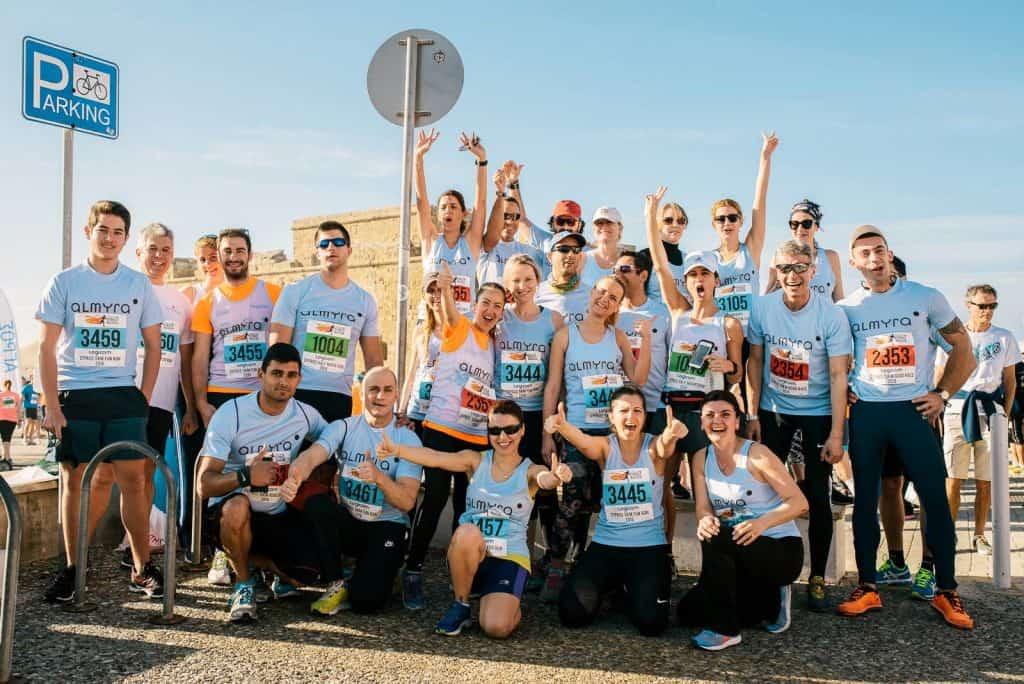 Logicom Cyprus Marathon 8