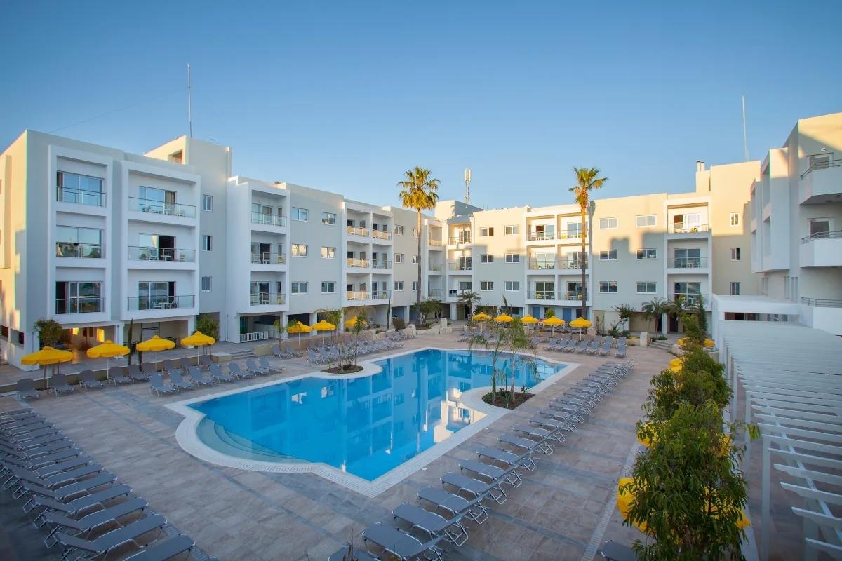 Cyprus Open Water Swim Series 1